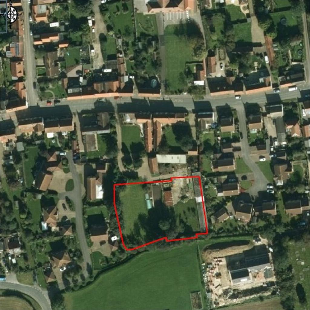 Land Commercial for sale in Main Street, North Frodingham, Driffield, East Riding of Yorkshire