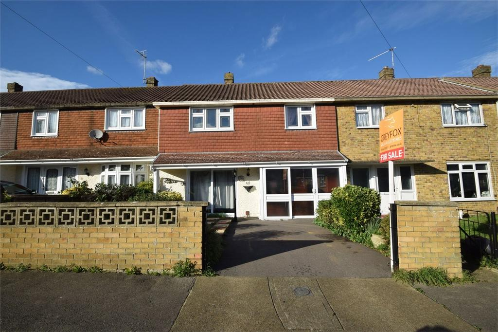 3 Bedrooms Terraced House for sale in Larkspur Road, Chatham, Kent