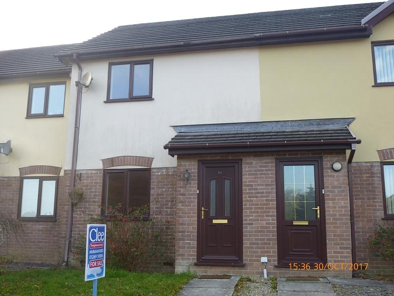 2 Bedrooms Terraced House for sale in Nant Arw, Capel Hendre, Ammanford, Carmarthenshire.