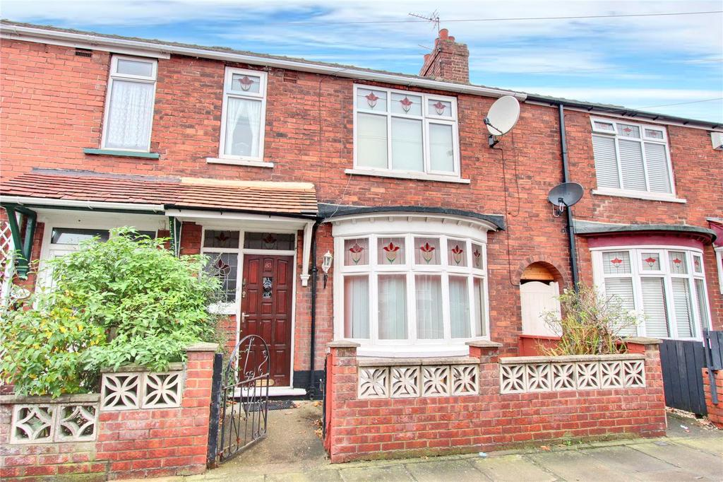 3 Bedrooms Terraced House for sale in Tavistock Road, Linthorpe