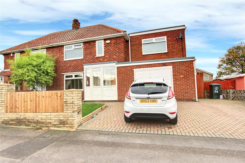 3 Bedrooms Semi Detached House for sale in Clive Road, Normanby