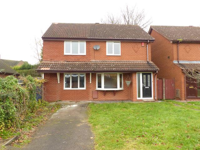 4 Bedrooms Detached House for sale in Gilpin Crescent,Pelsall,Walsall