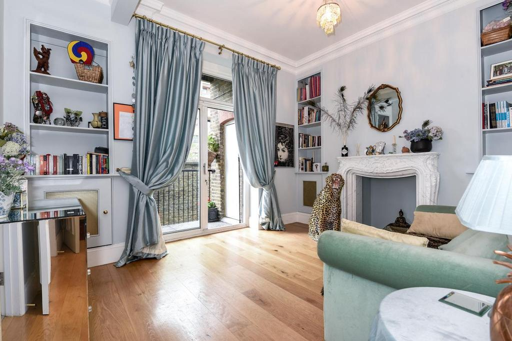 1 Bedroom Flat for sale in Cromwell Crescent, London