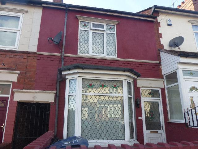 3 Bedrooms Terraced House for sale in Boulton Road,Handsworth,Brimingham