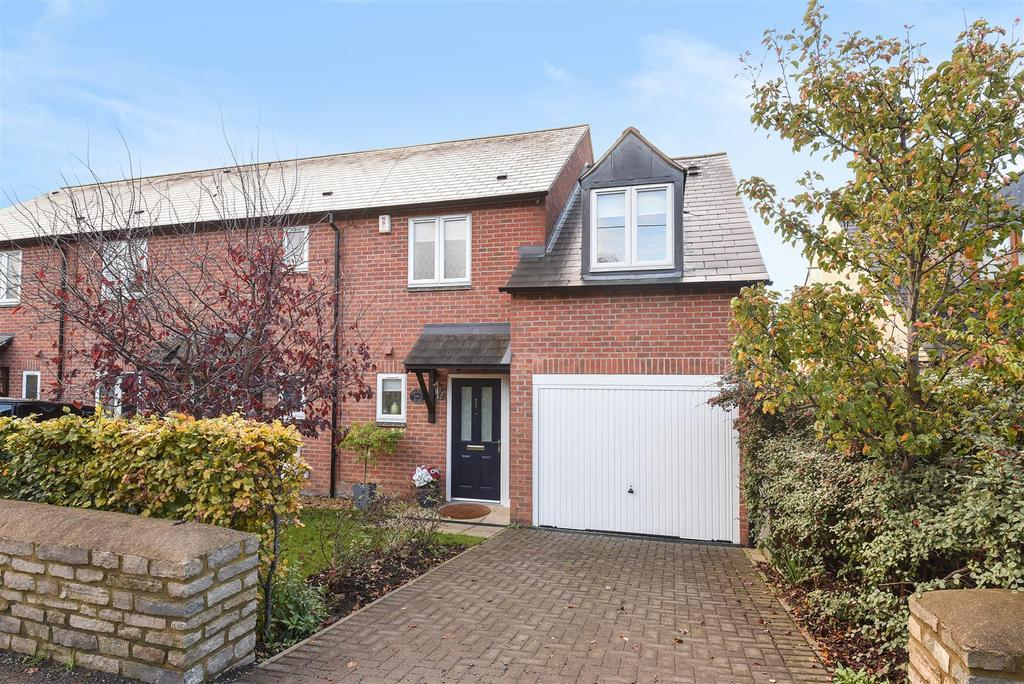 3 Bedrooms End Of Terrace House for sale in Church Road, Wheatley, Oxford