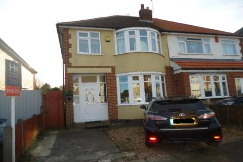 3 bedroom semi-detached house for sale - Seaford Road, Leicester, LE2