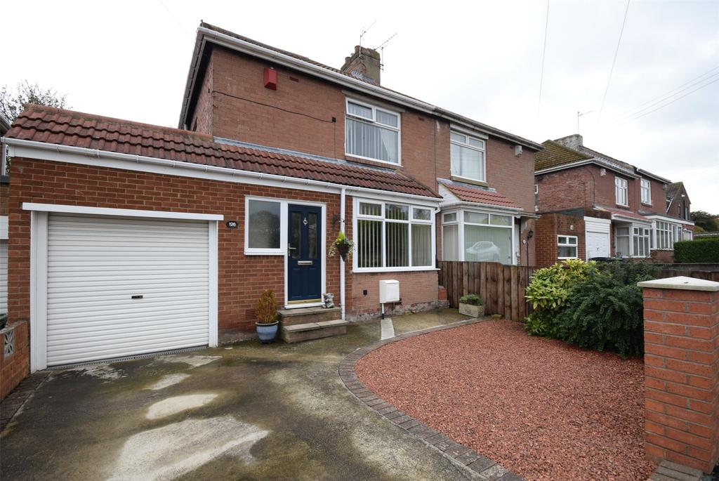 2 Bedrooms Semi Detached House for sale in Sunniside