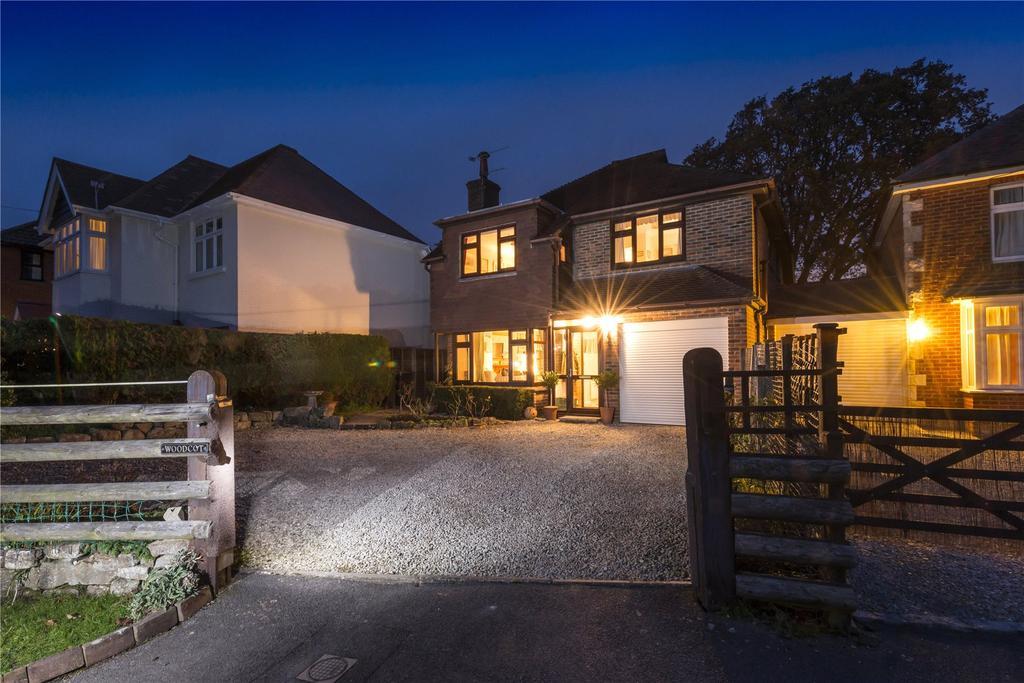 3 Bedrooms Link Detached House for sale in Studland, Dorset