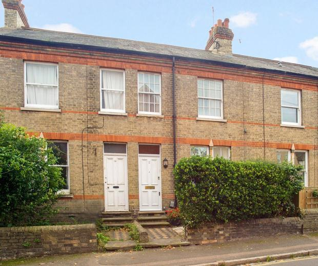 3 Bedrooms Terraced House for sale in The Terrace, St Peters Street, Cambridge