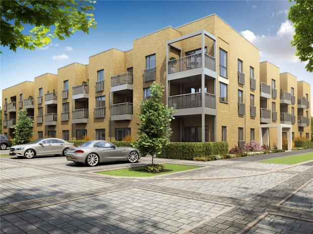 1 Bedroom Apartment Flat for sale in Trumpington Meadows, Hauxton Road, Trumpington, Cambridge