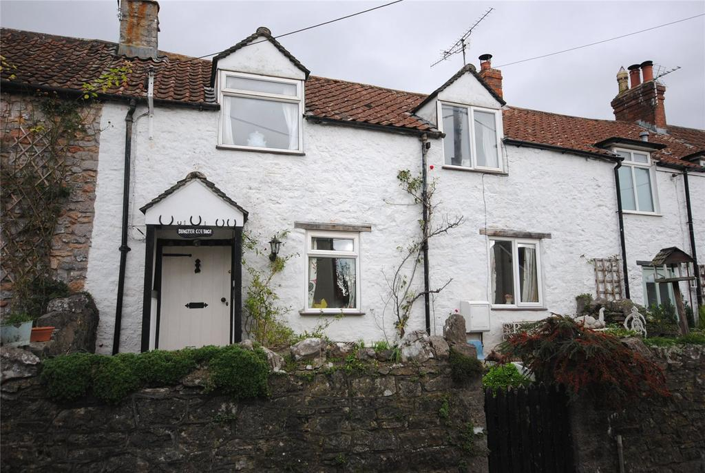 2 Bedrooms Terraced House for sale in Venns Gate, Cheddar, Somerset, BS27