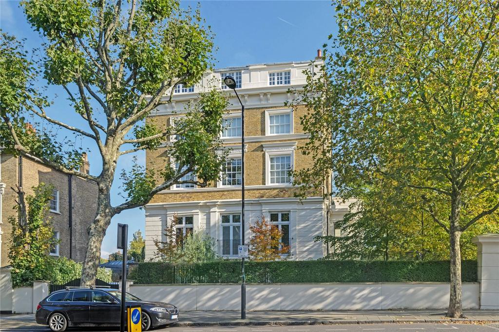 3 Bedrooms Flat for sale in Spencer Court, 72 Marlborough Place, London