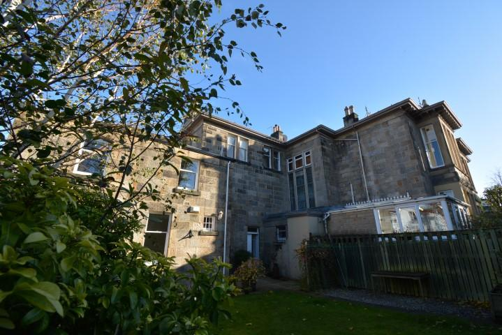 2 Bedrooms Apartment Flat for sale in 11C Winton Drive, Kelvinside, G12 0PZ