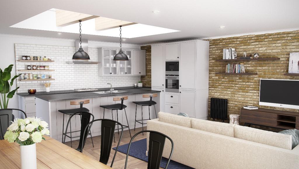 2 Bedrooms Flat for sale in Blythe Road, London, W14