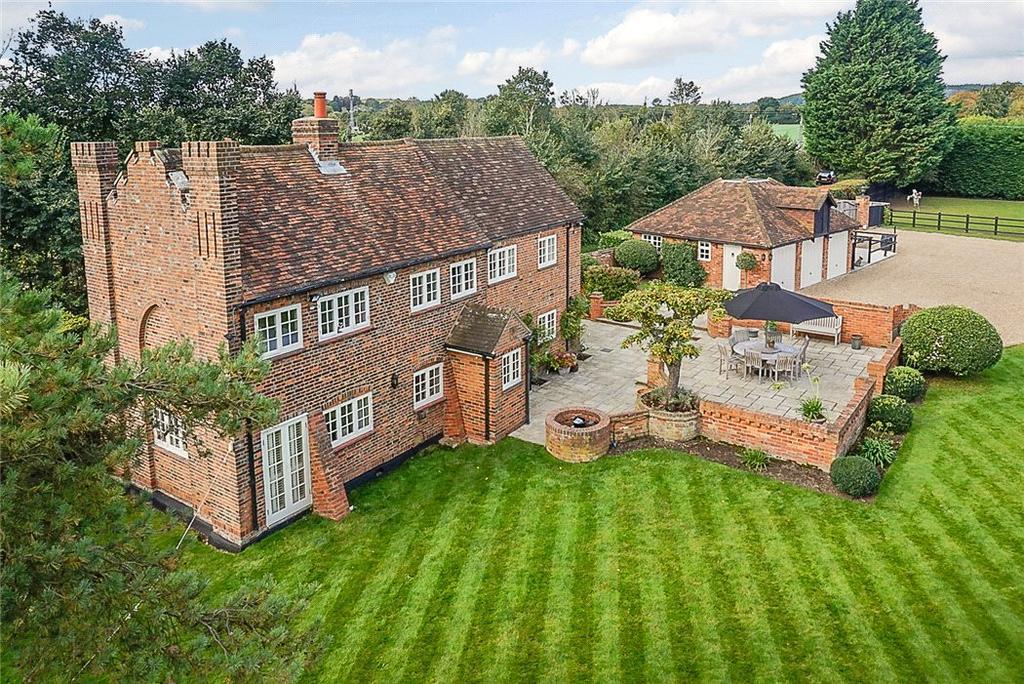 3 Bedrooms Detached House for sale in Bottle Lane, Littlewick Green, Maidenhead, Berkshire, SL6