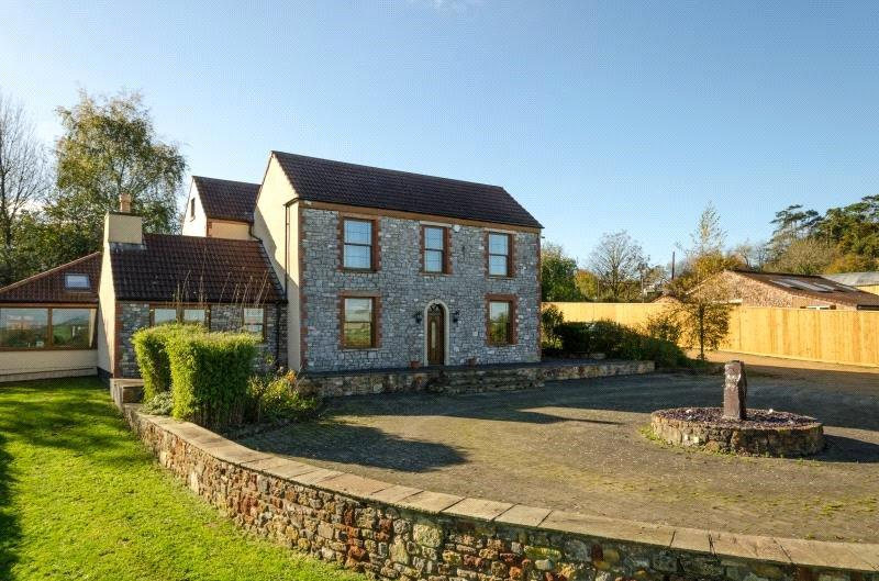 6 Bedrooms Detached House for sale in Redding Pit Lane, Near Regil Winford, Bristol, North Somerset, BS40