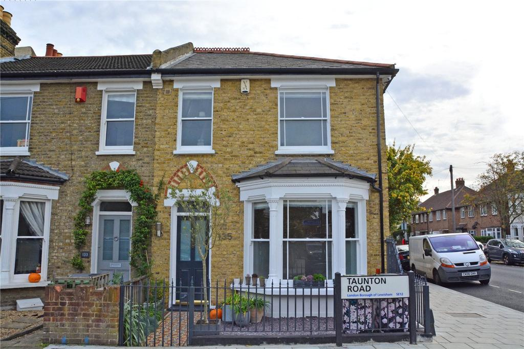4 Bedrooms End Of Terrace House for sale in Taunton Road, Lee, London, SE12