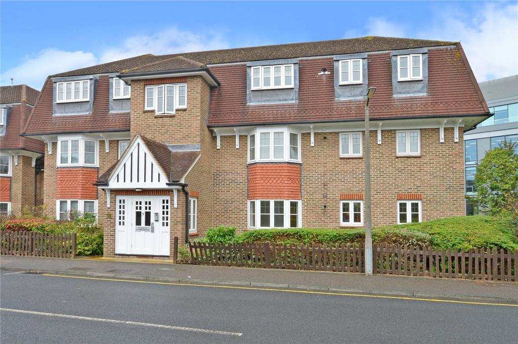 1 Bedroom Flat for sale in Worcester Court, 9 Worcester Road, Sutton, SM2