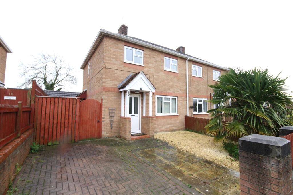 3 Bedrooms Semi Detached House for sale in Archer Road, Branston, Lincoln, Lincolnshire, LN4