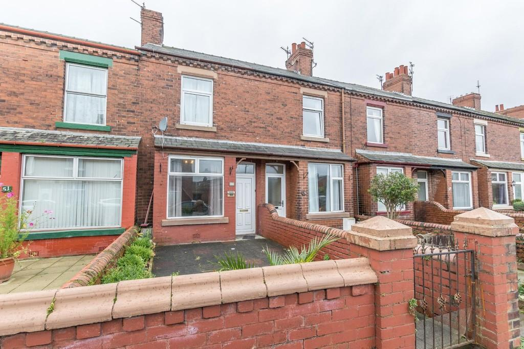 3 Bedrooms Terraced House for sale in Foundry Street, Barrow