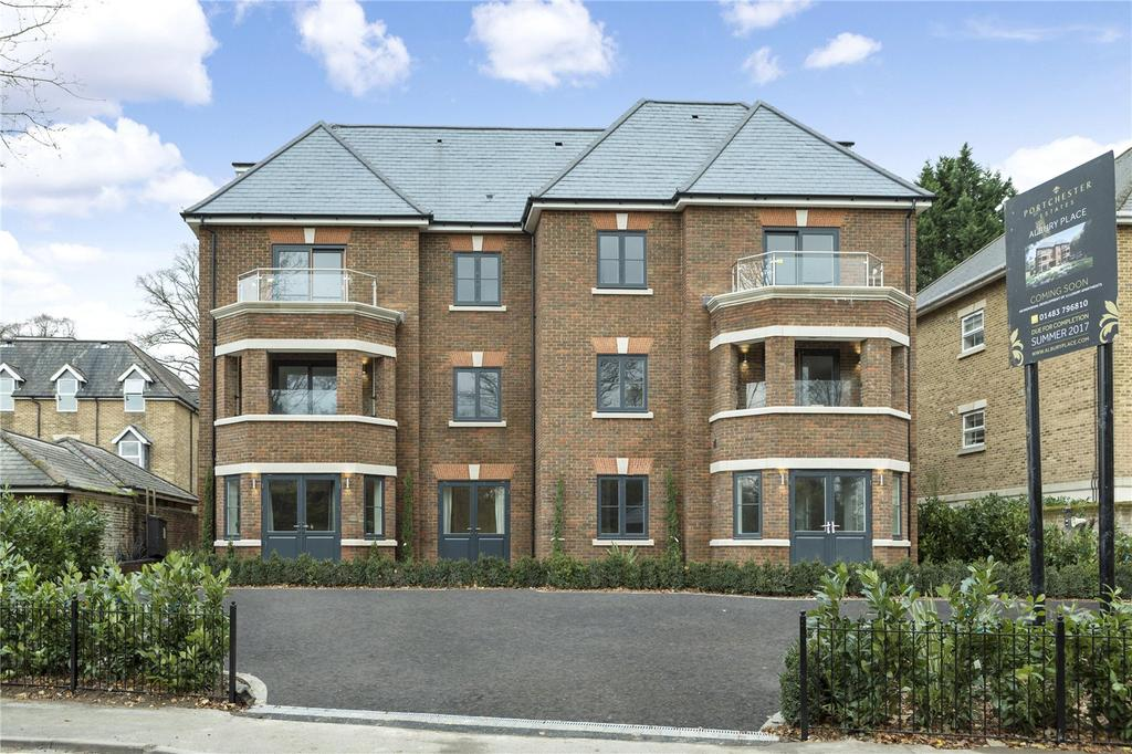 2 Bedrooms Flat for sale in Albury Place, 80 Epsom Road, Guildford, Surrey, GU1