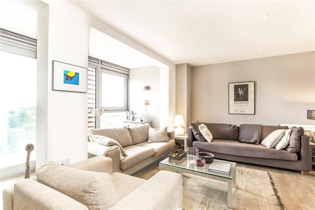 2 Bedrooms Flat for sale in Westgate House, Ealing Road, Brentford, Middlesex, TW8