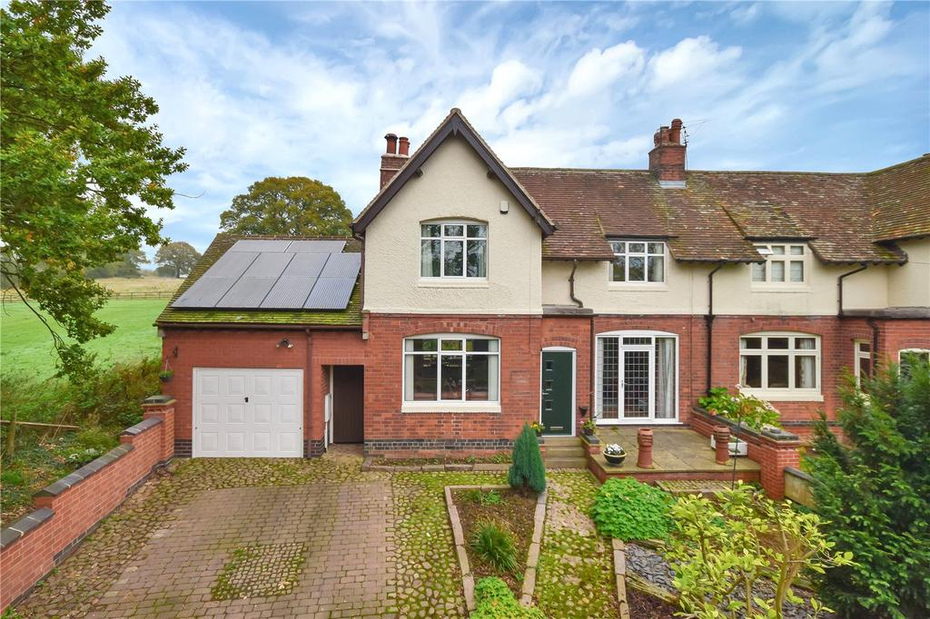 4 Bedrooms Semi Detached House for sale in Markfield Lane, Botcheston, Leicestershire