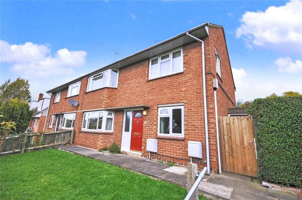 2 Bedrooms Maisonette Flat for sale in Seymour Road, Burton-on-the-Wolds, Loughborough
