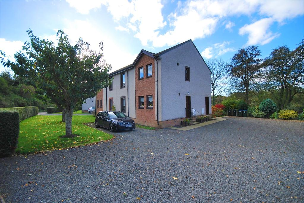 2 Bedrooms Flat for sale in Sauchie road, Crieff PH7
