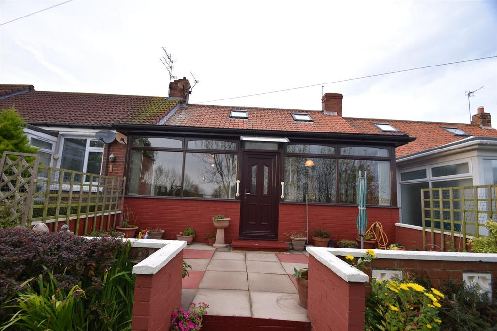 2 Bedrooms Terraced Bungalow for sale in Kingston Avenue, Seaham, Co Durham, SR7
