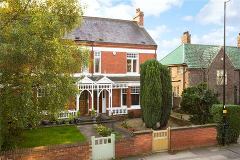 4 bedroom end of terrace house for sale - East Parade, York, YO31
