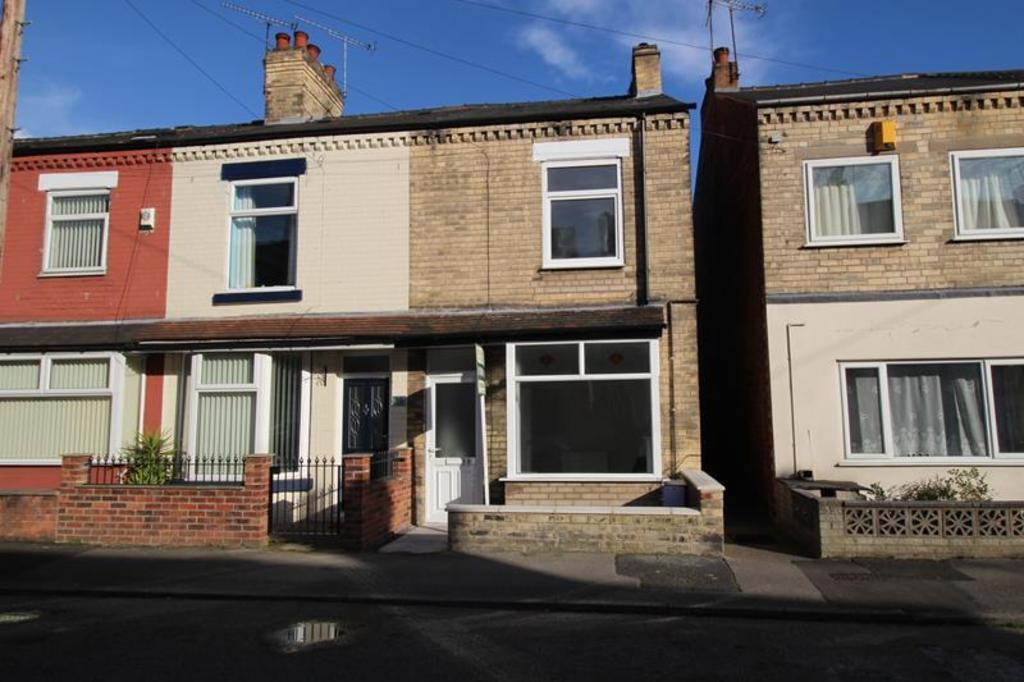 3 Bedrooms Semi Detached House for sale in 8 King Street, Worksop