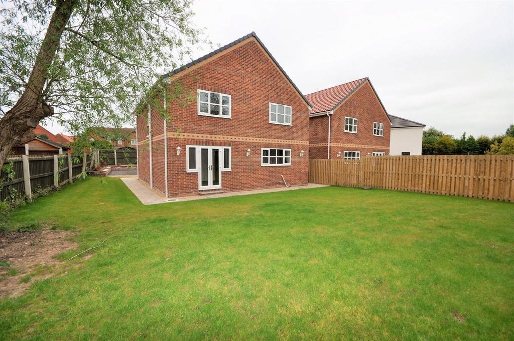 4 Bedrooms Detached House for sale in Bridge Lane, Pollington