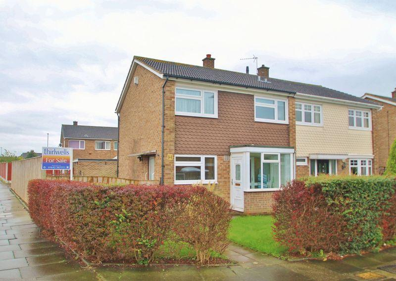3 Bedrooms Semi Detached House for sale in Rhoose Gate, Thornaby