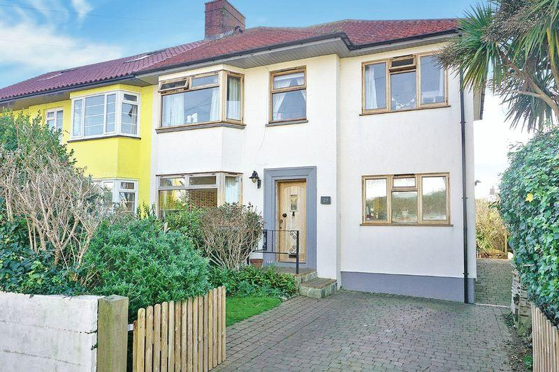 5 Bedrooms Semi Detached House for sale in Ocean View Road, Bude