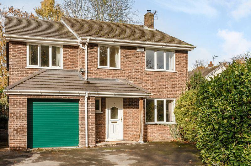 4 Bedrooms Detached House for sale in Tarporley