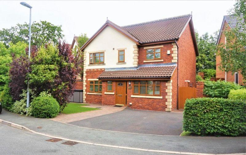 4 Bedrooms House for sale in Sevenoak Grove, Prescot