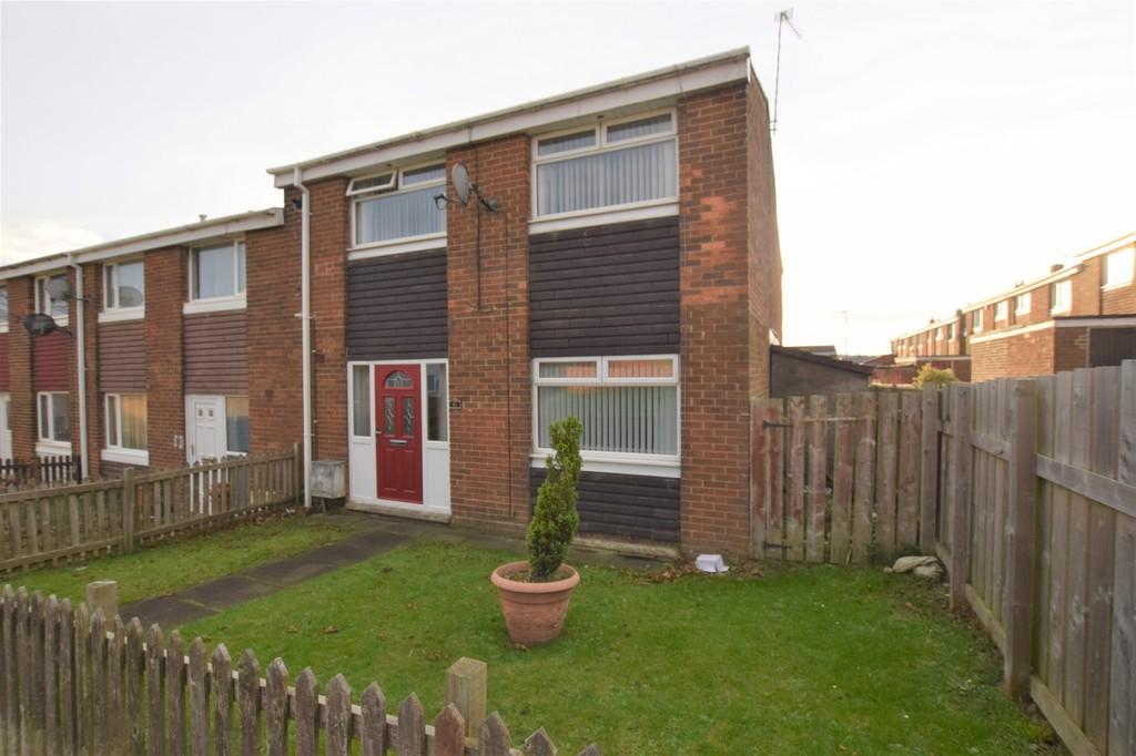 3 Bedrooms End Of Terrace House for sale in Eastfields, Stanley, Co. Durham