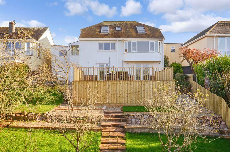 4 Bedrooms Detached House for sale in Court Road, Torquay