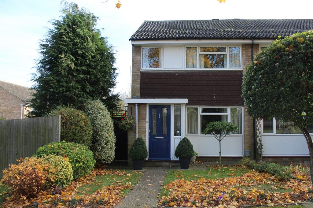 3 Bedrooms End Of Terrace House for sale in Keats Way, Hitchin, SG4