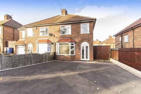 3 bedroom semi-detached house for sale - MAX ROAD, CHADDESDEN