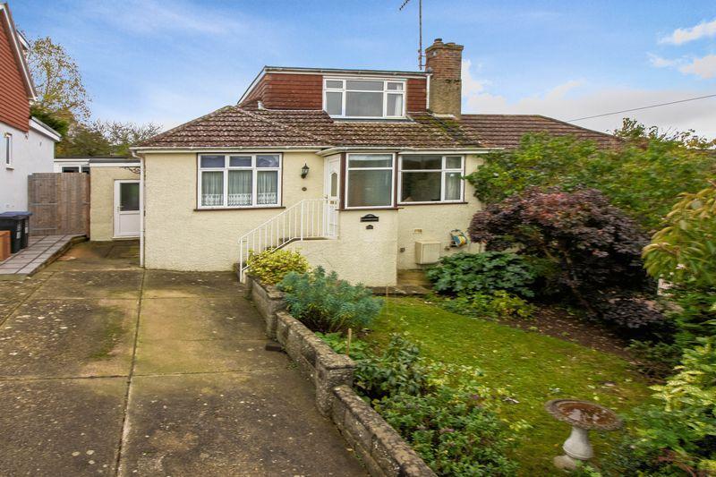 2 Bedrooms Bungalow for sale in Herbert Road, Lancing