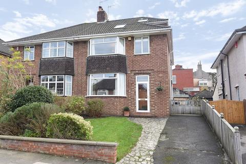 4 bedroom semi-detached house for sale - Priory Avenue, Westbury on Trym, Bristol, BS9