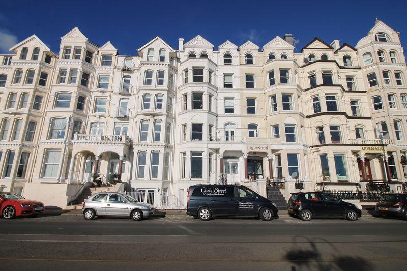 3 Bedrooms Apartment Flat for sale in Flat 1, 24 Palace Terrace, Douglas