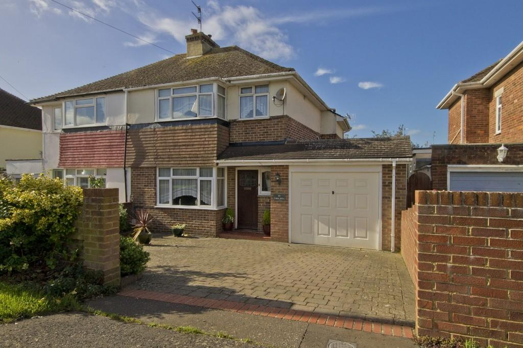 3 Bedrooms Semi Detached House for sale in Shoreham