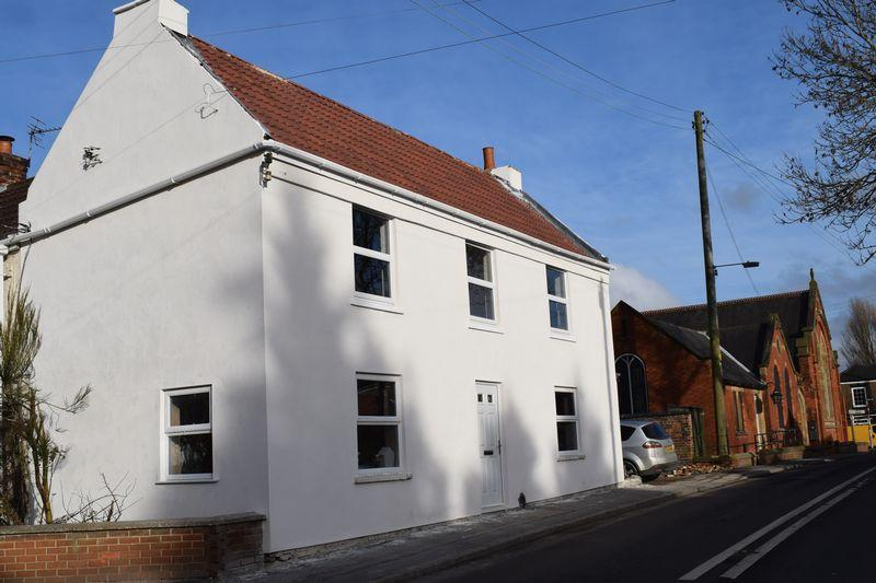 4 Bedrooms Cottage House for sale in Front Street, Ulceby