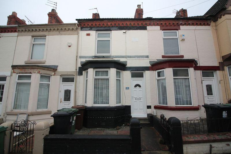 2 Bedrooms Terraced House for sale in 21 Briardale Road, Birkenhead
