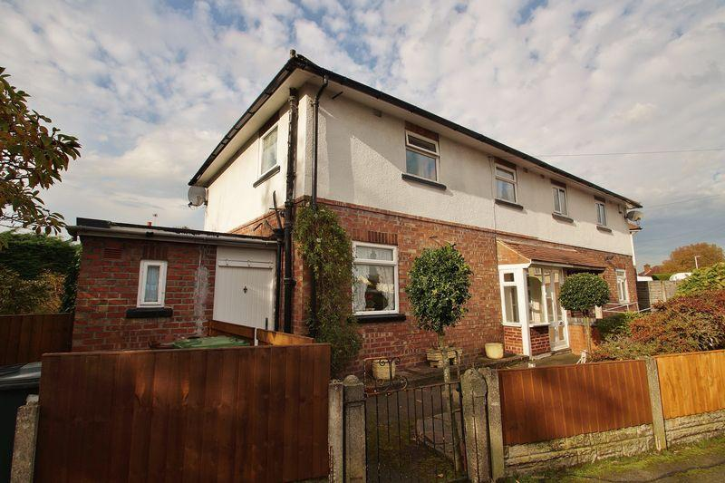 3 Bedrooms Semi Detached House for sale in Alderson Crescent, Liverpool