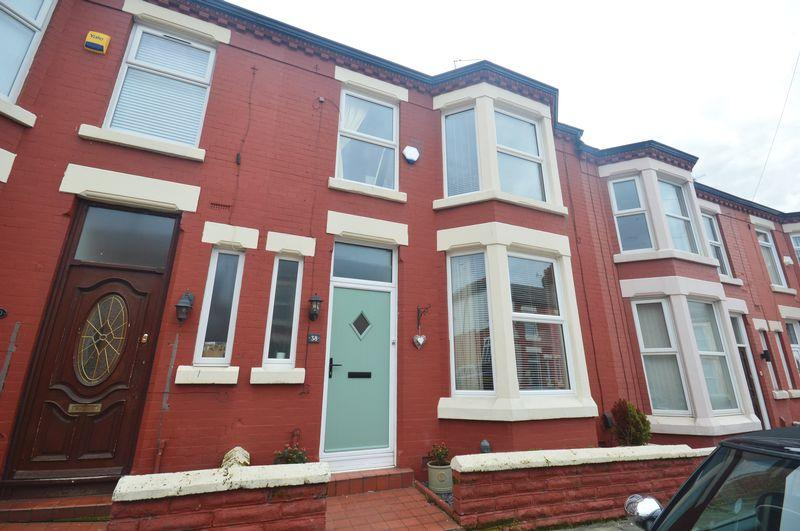 3 Bedrooms Terraced House for sale in Queensdale Road, Mossley Hill