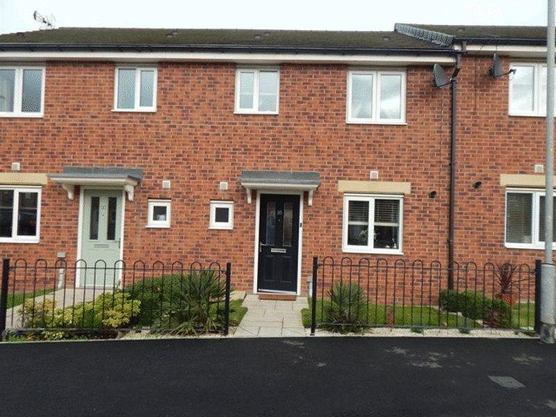 3 Bedrooms Mews House for sale in Haggerston Road, Crofton Grange, Blyth